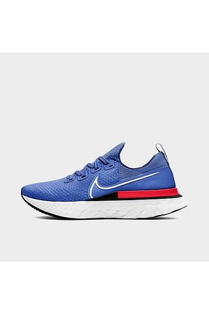 Nike Men Running - Men's React Infinity Run Flyknit Running Shoes in Size 14.0