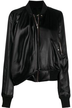 Rick Owens Seb padded bomber jacket