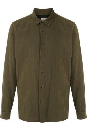 OSKLEN Twin Gauze shirt