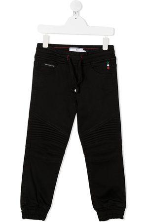 Philipp Plein Branded track pants