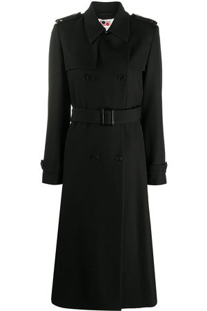 PORTS 1961 Double-breasted trench coat