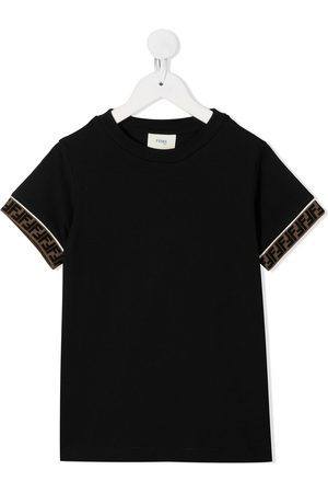 Fendi FF trim T-shirt