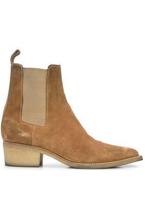 AMIRI Men Chelsea Boots - Crepe Chelsea boots - Neutrals