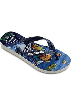 Havaianas Boys' Minecraft Flip Flops - Toddler, Little Kid