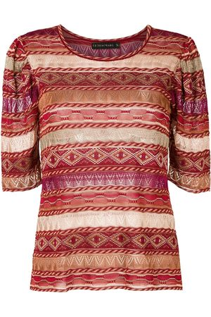 CECILIA PRADO Women Blouses - Knitted Sandy blouse
