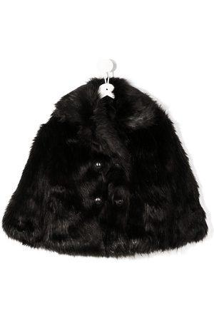 Diesel Girls Jackets - Faux fur coat