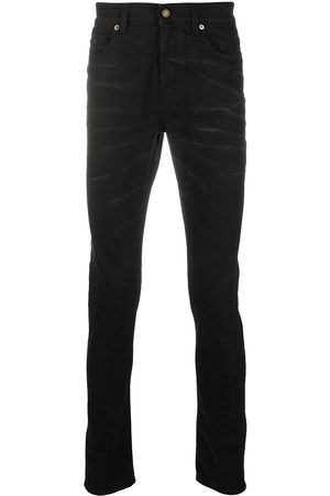 Saint Laurent Five-pocket skinny jeans