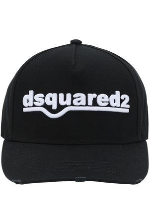 Dsquared2 Cotton Canvas Baseball Hat