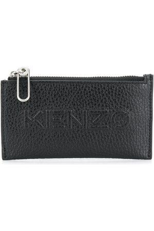 Kenzo Leather zip cardholder