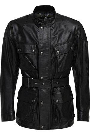 Belstaff Trialmaster Panther 2.0 Leather Jacket