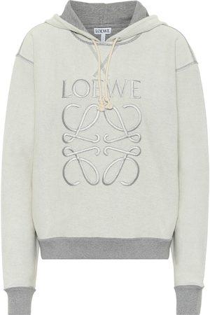 Loewe Reversible cotton hoodie