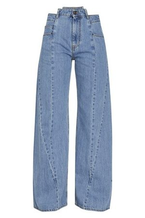 Maison Margiela Women Straight - Jeans