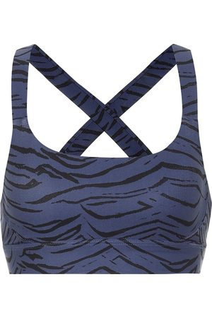 The Upside Paola printed sports bra