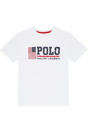 Ralph Lauren Logo cotton T-shirt