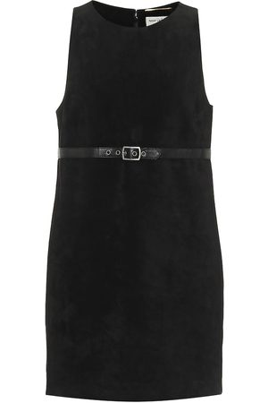 Saint Laurent Suede minidress
