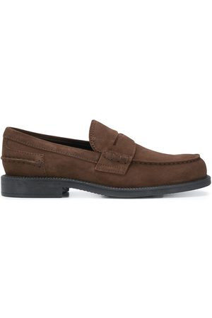 Tod's Men Loafers - Suede penny loafers