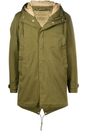 Ten Cate Hooded padded coat