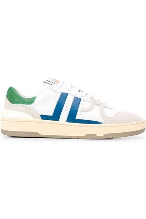 Lanvin Men Sneakers - Clay low-top sneakers