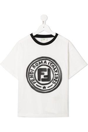 Fendi Roma Italy 1925 T-shirt