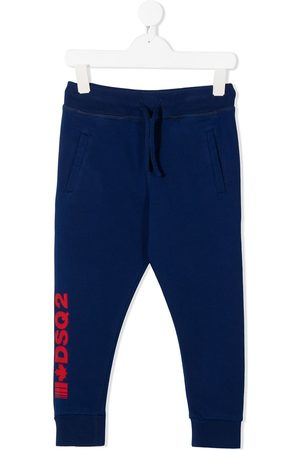 Dsquared2 Abbreviated logo track pants