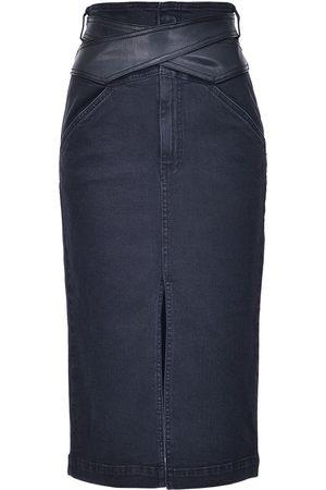 Pinko Women Pencil Skirts - Rear split pencil skirt
