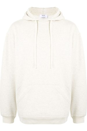 SIR Oversized drawstring hoodie - Neutrals