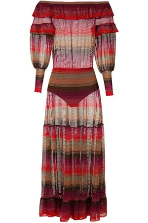 CECILIA PRADO Marta midi dress - Multicolour