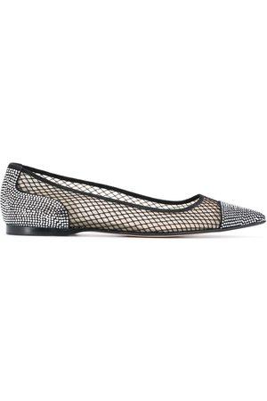 Sergio Rossi Godiva ballerina shoes
