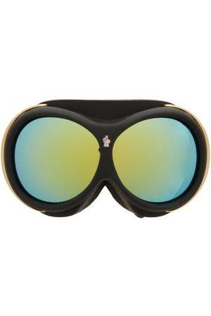 Moncler Logo-jacquard Strap Ski Goggles - Mens
