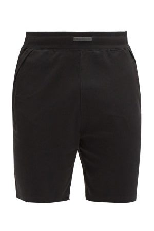 Lahgo Men Pajamas - Organic Pima-cotton Jersey Shorts - Mens