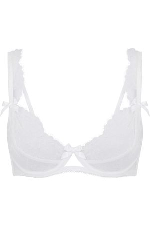 Agent Provocateur Willa Demi Cup Plunge Underwired Bra