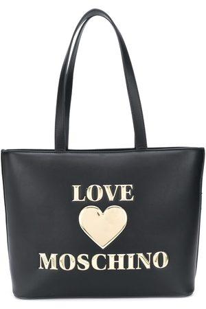 Love Moschino Logo tote bag