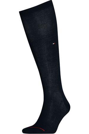 Tommy Hilfiger Men Socks - Tailored Mercerized Kneehigh EU 39-42 Dark Navy