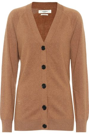 Isabel Marant, Étoile Karrick cotton and wool cardigan