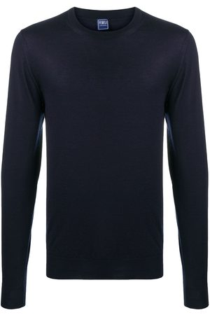 FEDELI Men Sweaters - Round neck jumper