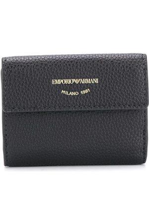 Emporio Armani Logo stamp purse