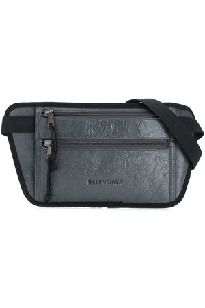 Balenciaga Men Wallets - Weekend belt wallet - Grey