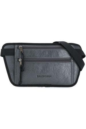 Balenciaga Weekend belt wallet - Grey