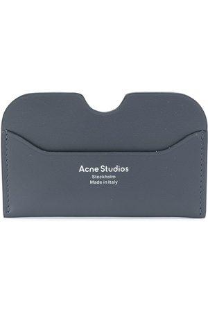 Acne Studios Elmas logo cardholder
