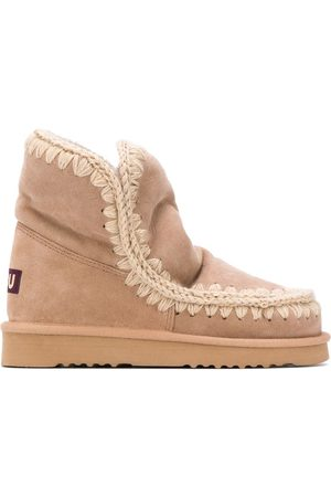 Mou Ankle snow boots - Neutrals