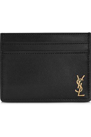 Saint Laurent Men Wallets - Monogram Card Case
