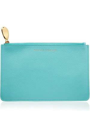 Monica Vinader Women Luggage - Medium Leather Pouch