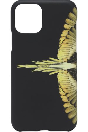 MARCELO BURLON Wings Print Tech Iphone 11 Pro Case