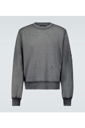 AMIRI Washed shotgun sweatshirt