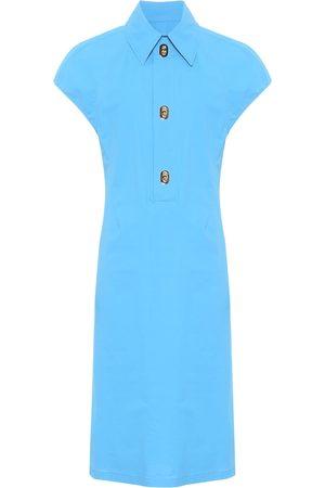 Bottega Veneta Cotton toile midi dress