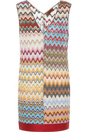 Missoni Silk-blend minidress