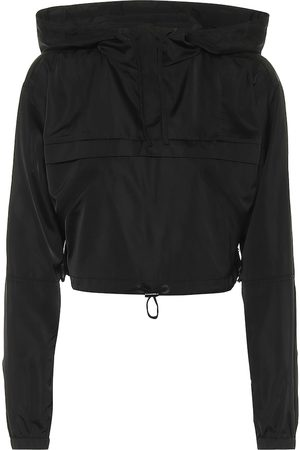 Adam Selman Sport Cropped technical jacket