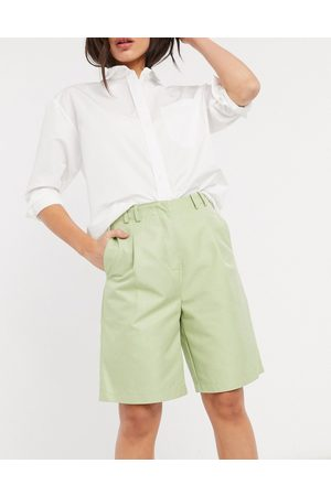 Ghospell Relaxed dad shorts in two-piece