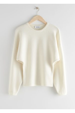 & OTHER STORIES Sculptural Silhouette Sweater