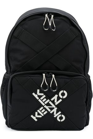 Kenzo Logo cross-over backpack
